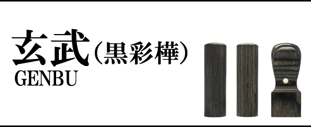 玄武(黒彩樺)